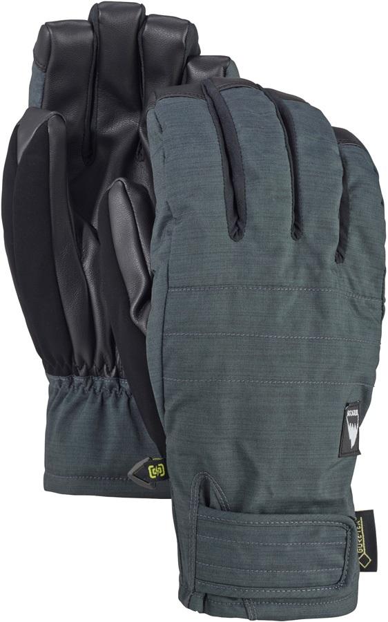 Burton Reverb Gore-Tex Ski/Snowboard Gloves, M True Black