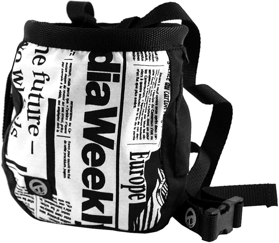 Charko Pera Rock Climbing Chalk Bag, Regular News Bag
