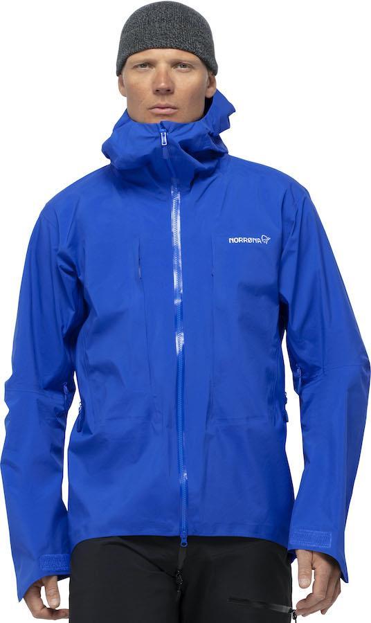 Norrona Trollveggen Gore-Tex Pro Light Waterproof Jacket, S Olympian