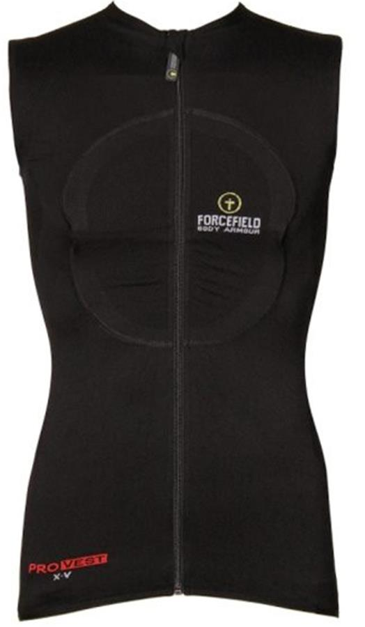 Forcefield Pro X-V 2 Air Body Armour Vest, S Charcoal