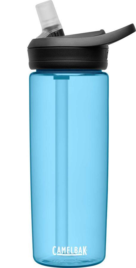 Camelbak Eddy+ Spill-Proof Water Bottle, 600ml True Blue