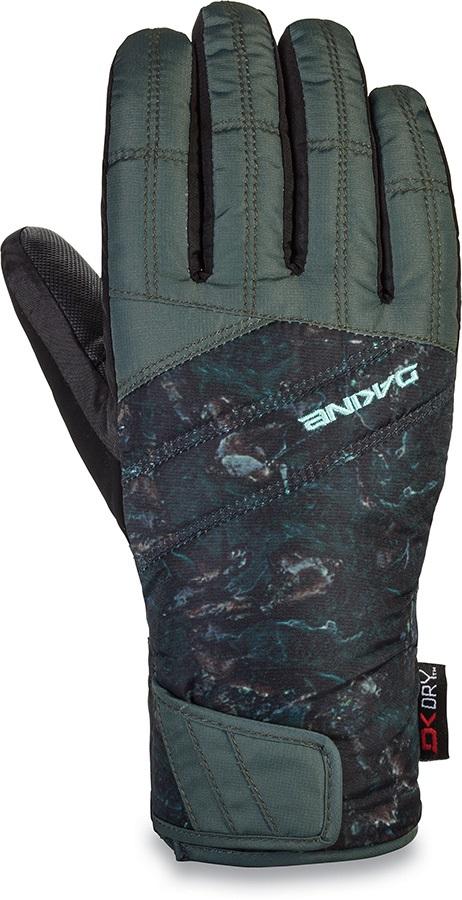 Dakine Sienna DK Dry Women's Ski/Snowboard Gloves, XS Madison
