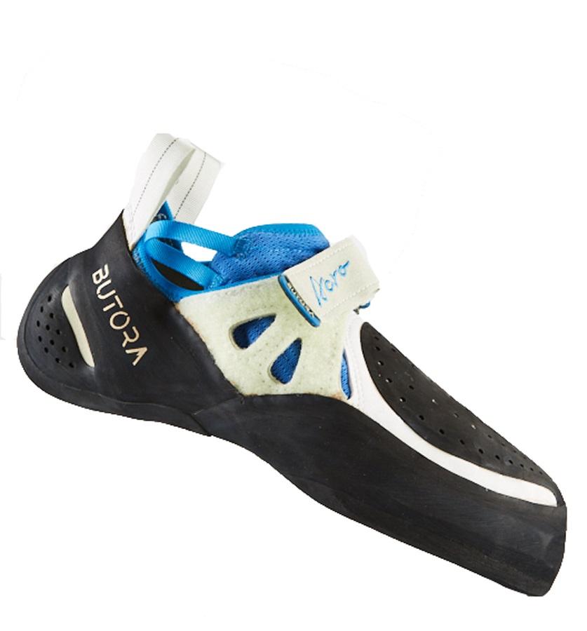 Butora Acro (Narrow) Rock Climbing Shoe: UK 11 | EU 46+, Blue