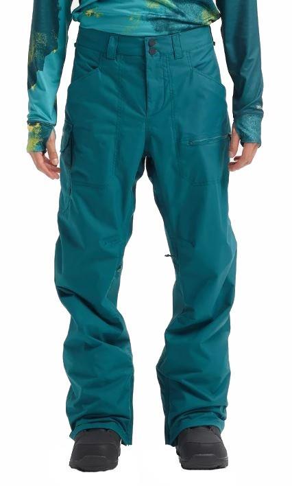 Burton Covert Snowboard/Ski Pants, XS Deep Teal