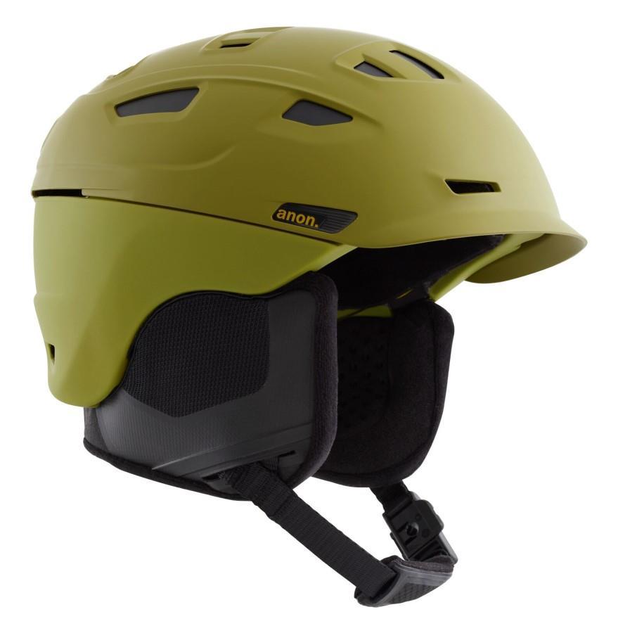 Anon Prime MIPS Ski/Snowboard Helmet, M Green