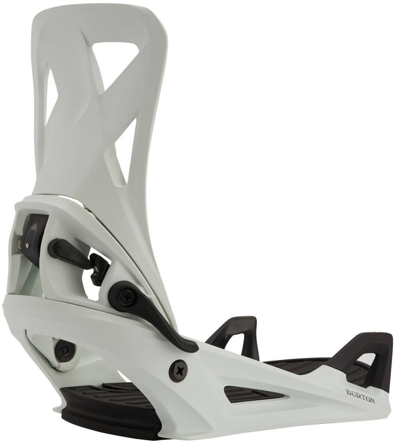 Burton Step On Re:Flex Snowboard Bindings, Medium Gray 2021