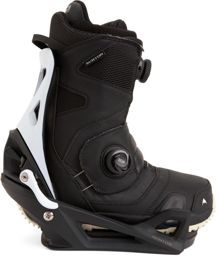 Burton Photon Step On Snowboard Binding & Boot, UK 10.5 Black X 2021