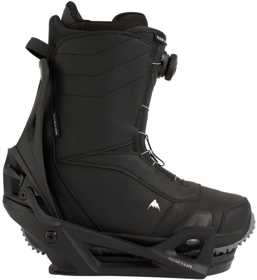 Burton Ruler Step On Snowboard Bindings & Boots, UK 11 Black 2021