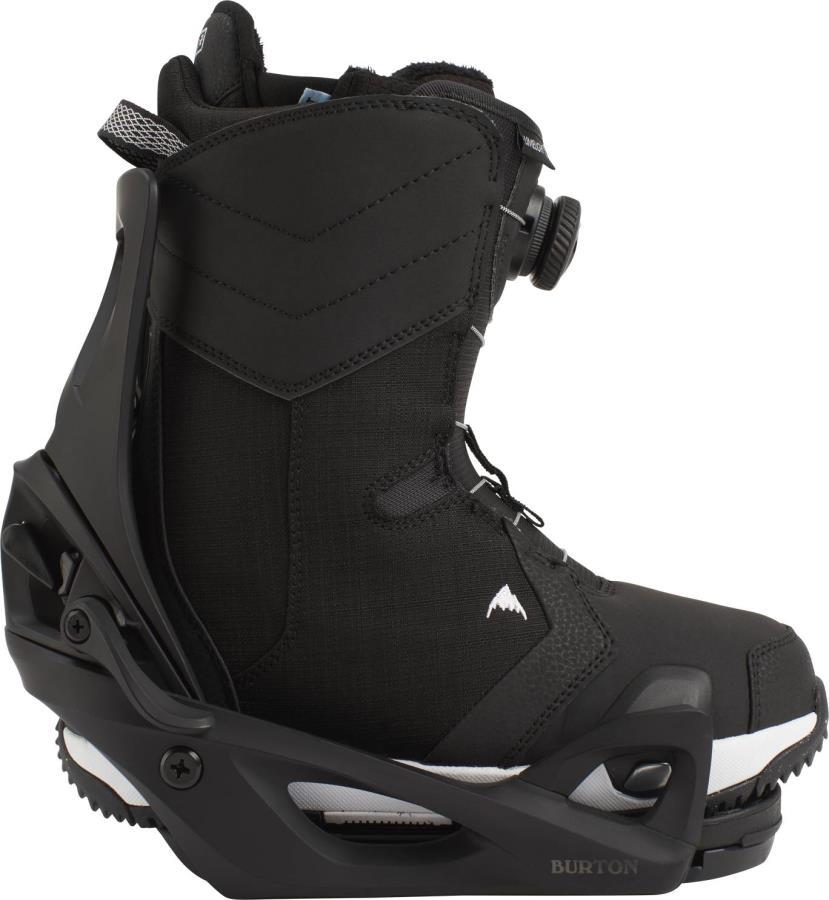 Burton Limelight Step On Snowboard Binding & Boots, UK 6 Black 2021