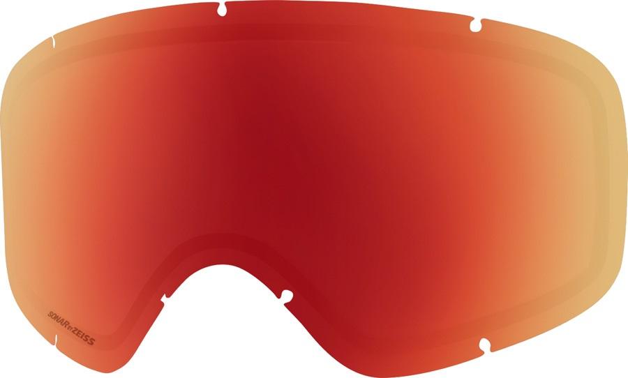 Anon Insight Ski/Snowboard Goggles Spare Lens, Sonar Red