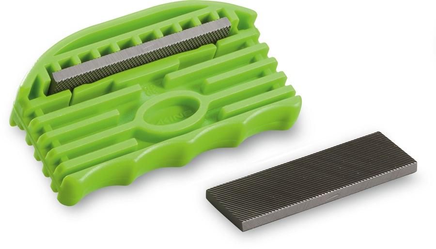 Dakine Edge Tuner Snowboard/Ski File Tool, Green