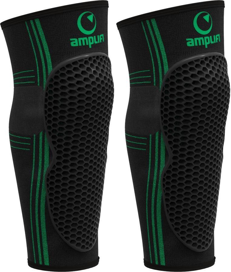 Amplifi MKX Ski/Snowboard Protection Elbow Pads, M Black