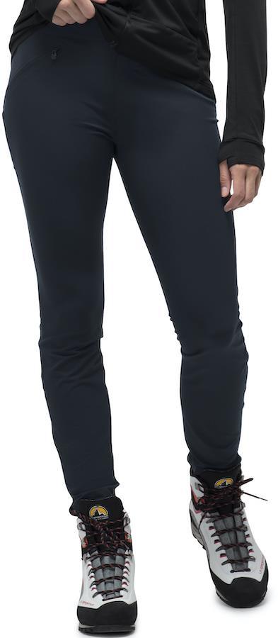 Norrona Falketind Flex1 Slim Women's Softshell Trousers UK 14 Caviar