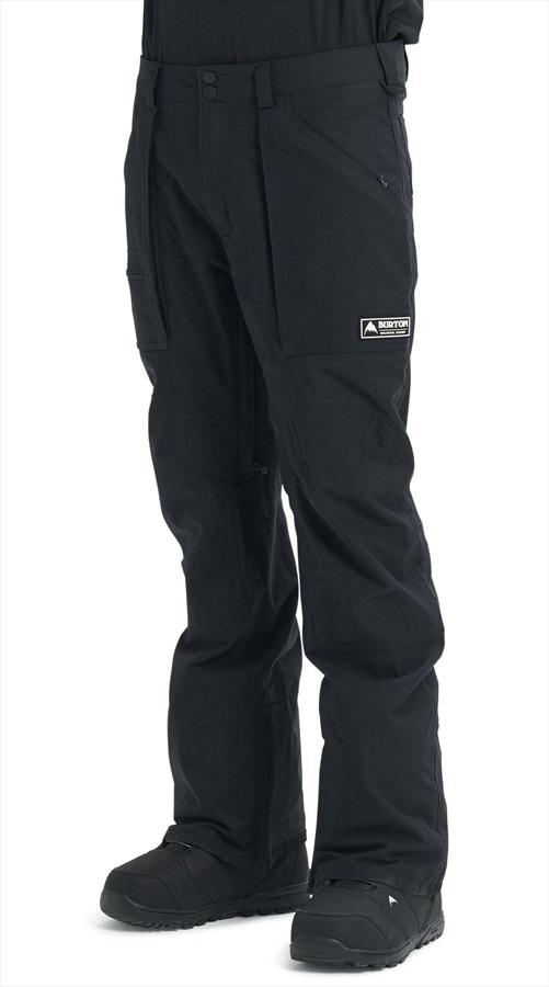 Burton Southside Snowboard/Ski Pants, M True Black 2020