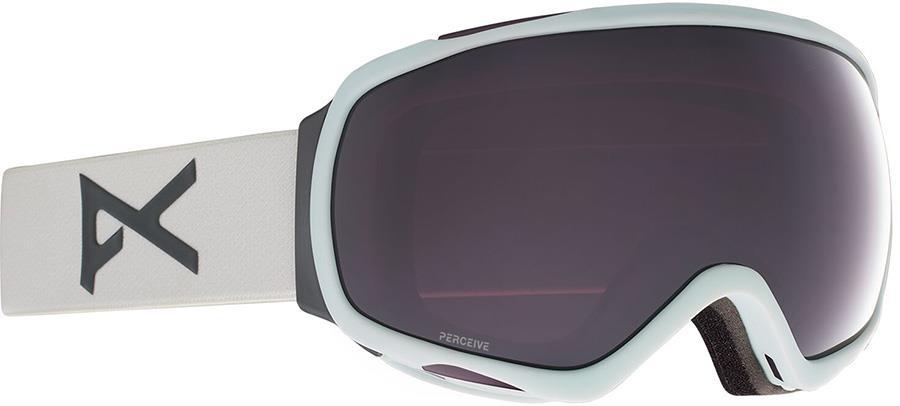 Anon Tempest Perceive Onyx Women's Ski/Snowboard Goggles, S/M Slate