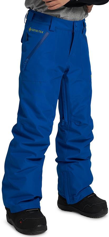 Burton Stark Gore-Tex Pants Kid's Snowboard/Ski Trousers, M Lapis