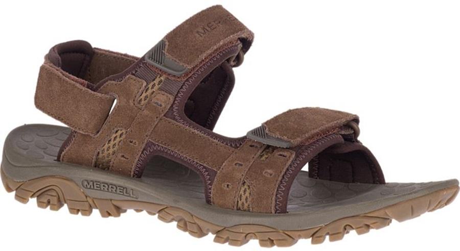 Merrell Adult Unisex Moab Drift 2 Strap Walking Sandals/Shoes, Uk 11 Earth