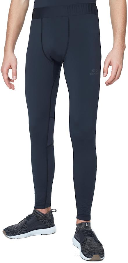 Oakley Foundational Training Pant Base Layer Leggings, XL Blackout