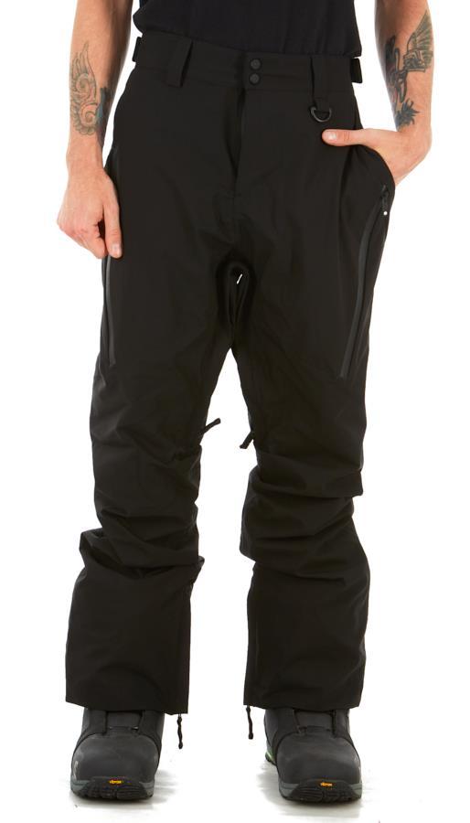 Bonfire Surface Ski/Snowboard Pants XL Black