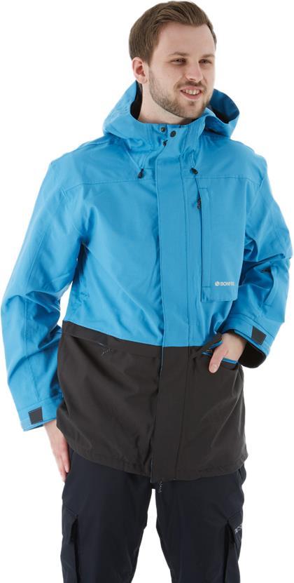 Bonfire Vector Men's Ski/Snowboard Jacket, S Blue