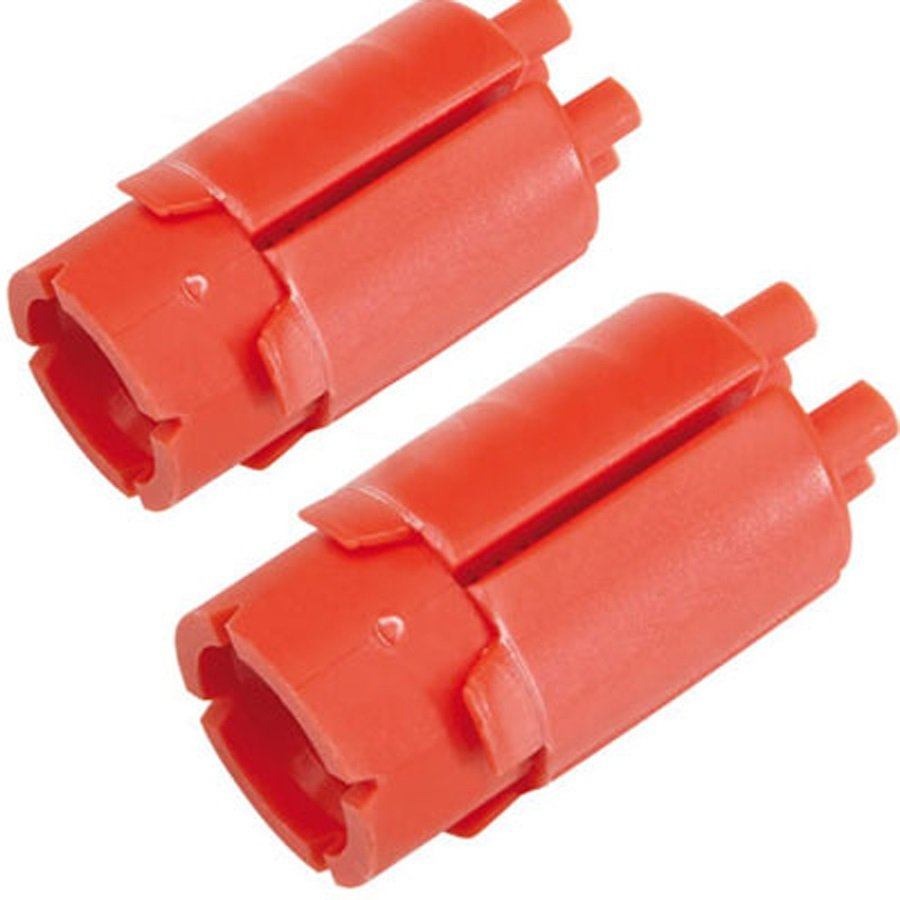 Leki Classic Expander Replacement Trekking Pole Parts, 18mm Red