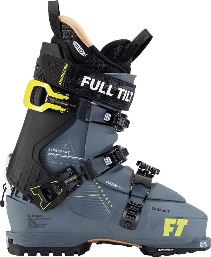 Full Tilt Ascendant Approach Grip Walk Ski Boots, 26/26.5 Blue 2022