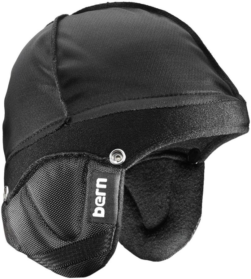 Bern Men's Winter Thin Shell & BOA Adjuster Helmet Liner, S