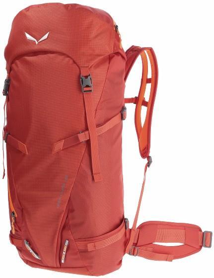 Salewa Apex Guide 45 Mountaineering Backpack, 45L Orange