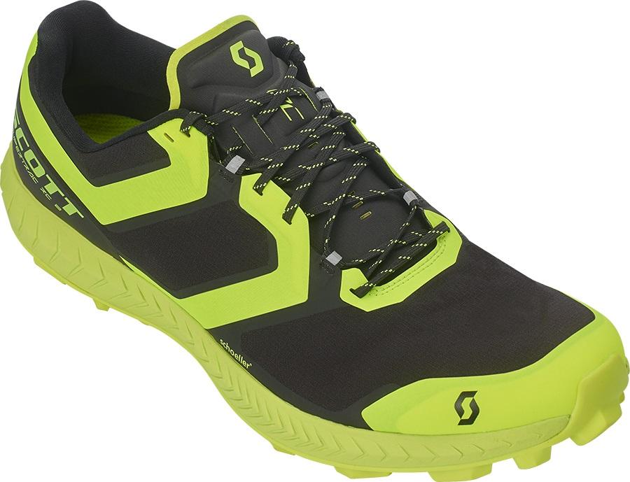 Scott Adult Unisex Supertrac Rc 2 Running Shoes, Uk 11 | Eu 46 Green/Black