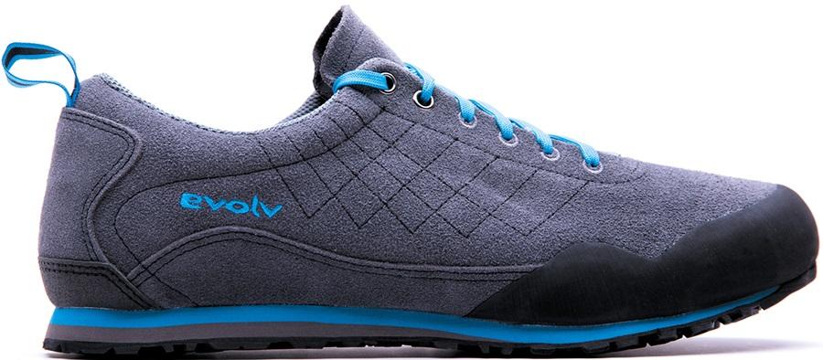Evolv Zender Approach Shoes, UK 6 Slate Grey