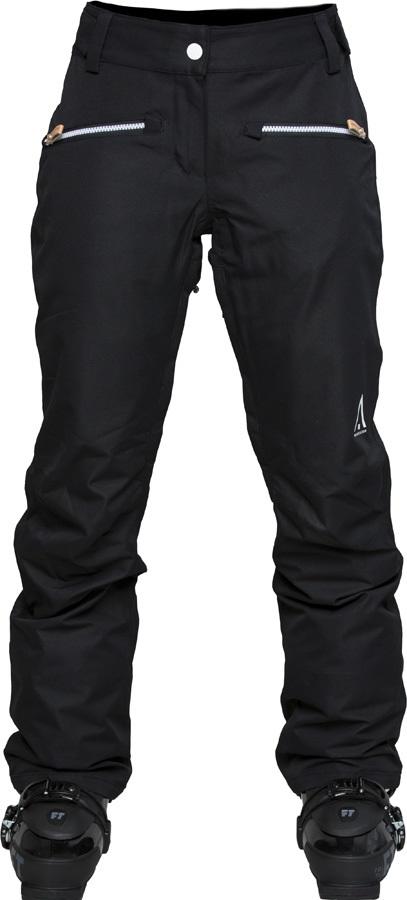 Wearcolour Cork Women's Ski/Snowboard Pants XS Black