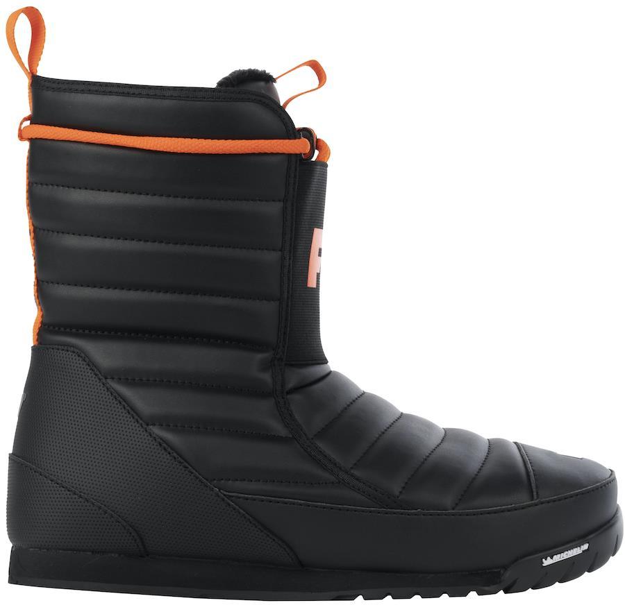 Full Tilt Apres Bootie 2.0 Insulated Winter Slippers UK 8 - 9.5 Black