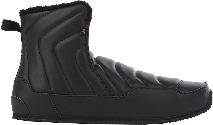 Full Tilt Apres Bootie 1.0 Insulated Winter Slippers UK 12 - 13 Black