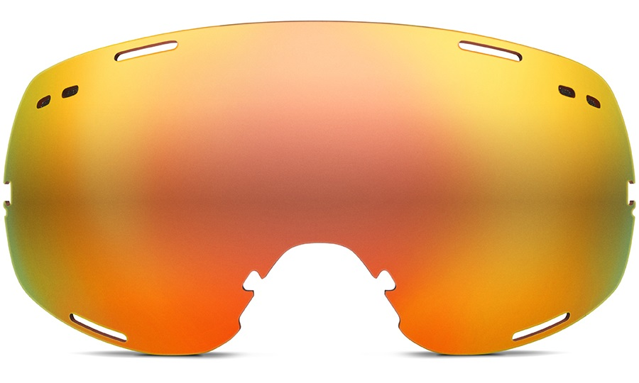 Zeal Tramline Snowboard/Ski Goggle Spare Lens, Phoenix Polarized