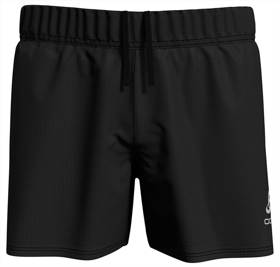 Odlo Millennium Running Shorts, S Black