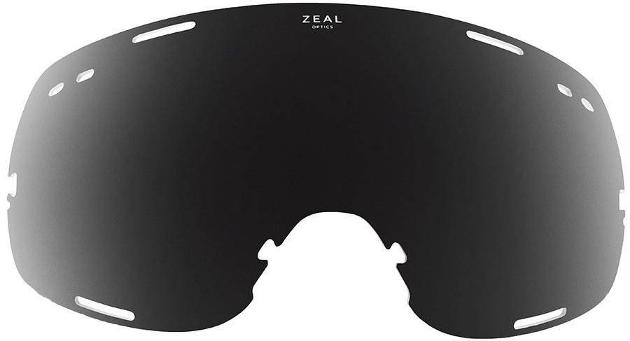 Zeal Forecast Snowboard/Ski Goggle Spare Lens One Size Dark Grey