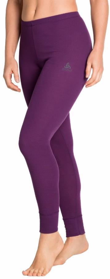 Odlo Active Warm Eco Women's Base Layer Long Pants, L Charisma