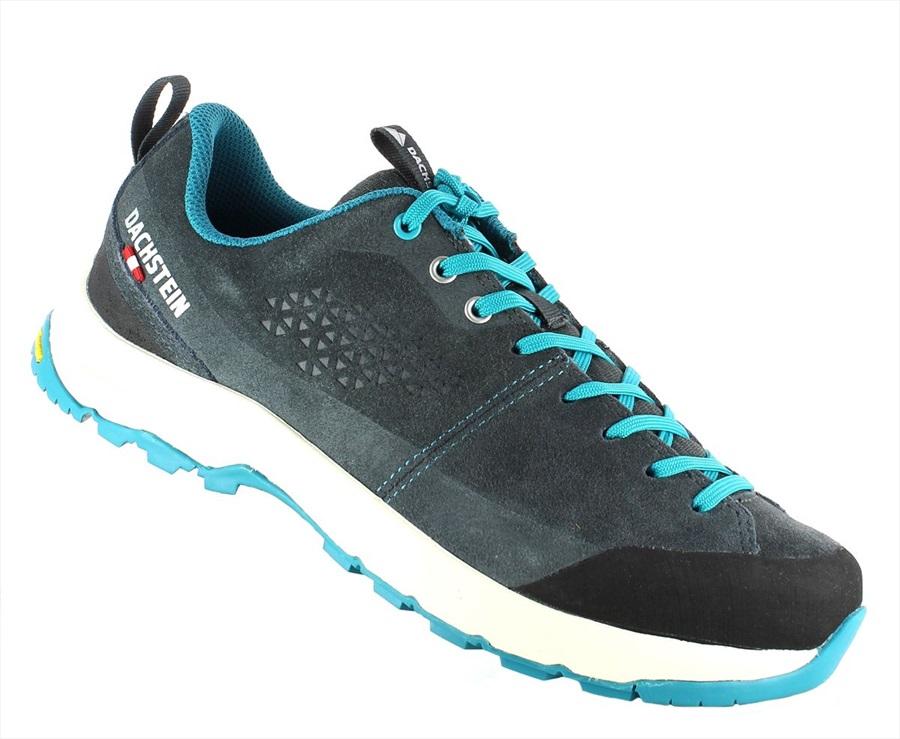 Dachstein Siega Women's Walking Shoes, UK 4.5 Graphite/Dark Turquiose