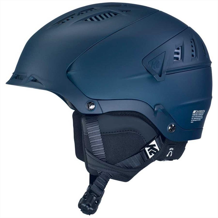 K2 Diversion Ski/Snowboard Helmet, S Dark Blue