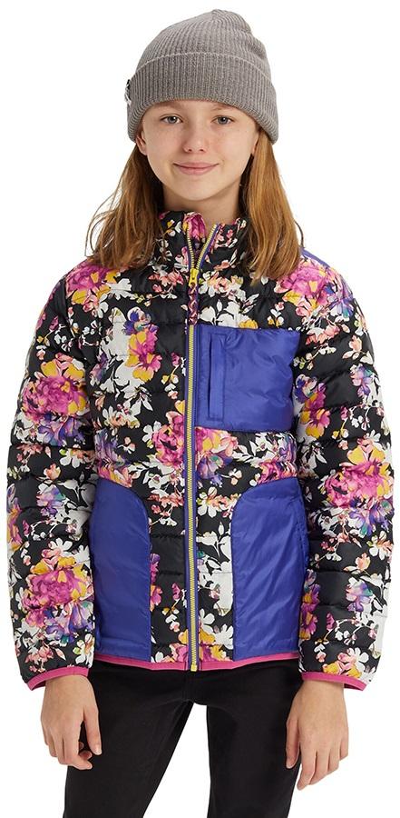 Burton Girls Evergreen Down Jacket, M Secret Garden
