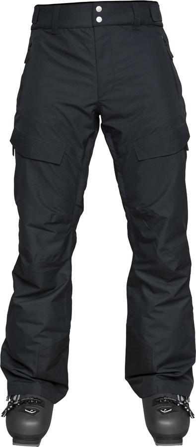 Wearcolour Tilt Snowboard/Ski Pants XL Black