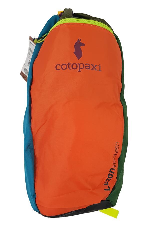 Cotopaxi Luzon 18L Backpack, 18L Del Dia 60