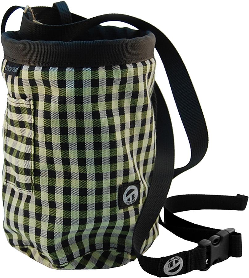 Charko Tube Rock Climbing Chalk Bag, Regular Picnic