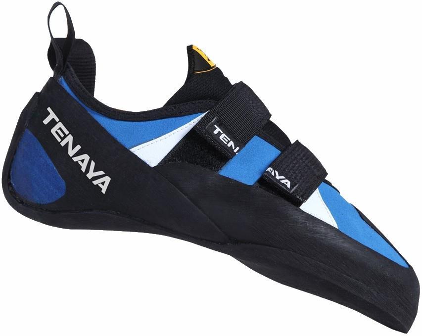 Tenaya Tanta Rock Climbing Shoe : UK 12.5 | EU 48, Blue/White/Black