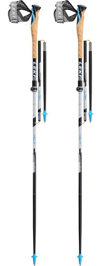 Leki MCT Vario TA Compact Folding Trekking Poles