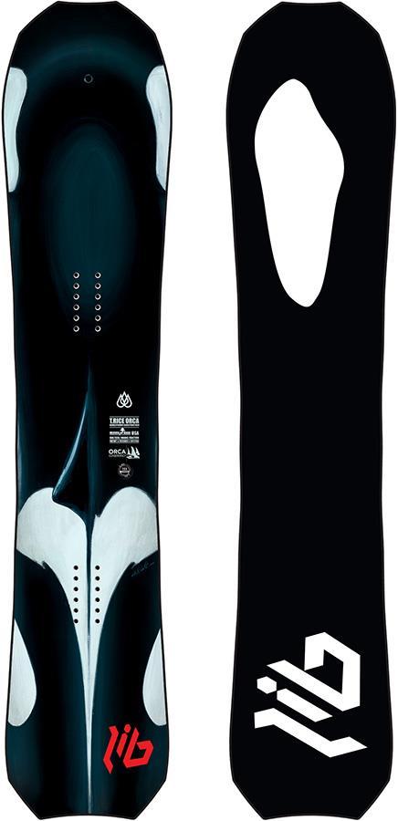 Lib Tech T.Rice Orca Hybrid Camber Snowboard, 153cm 2021