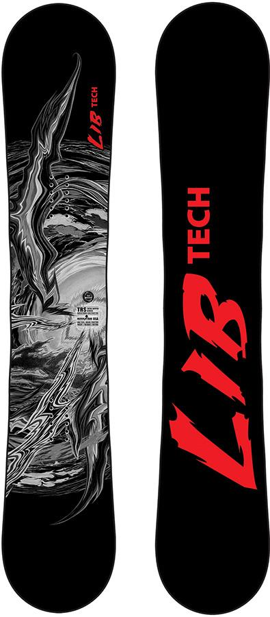 Lib Tech TRS Horsepower Hybrid Camber Snowboard, 159cm 2021