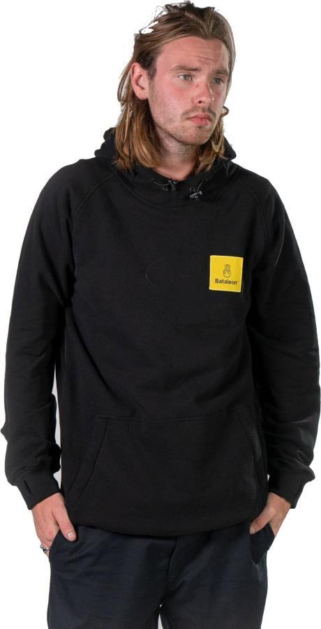 Bataleon Snowproof Logo Pullover Hoodie, S Colour Block