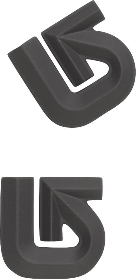 Burton Aluminium Logo Mat Snowboard Stomp Pad Black