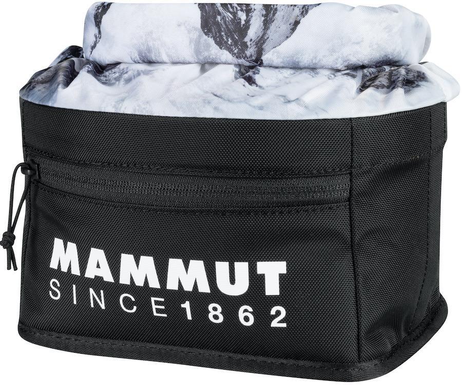 Mammut Boulder Rock Climbing Chalk Bag, Black
